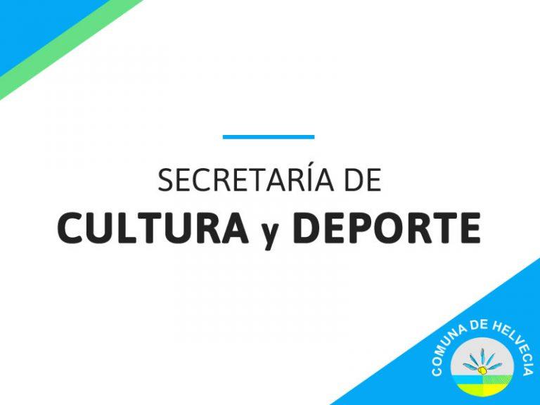 Secretaría de Cultura, Deportes y Educación