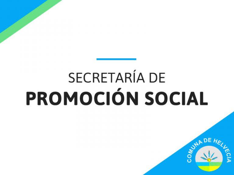 Secretaría de Promoción Social